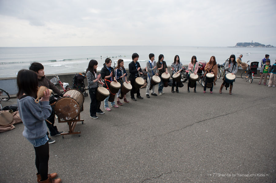 Groove7 in 七里ヶ浜海岸